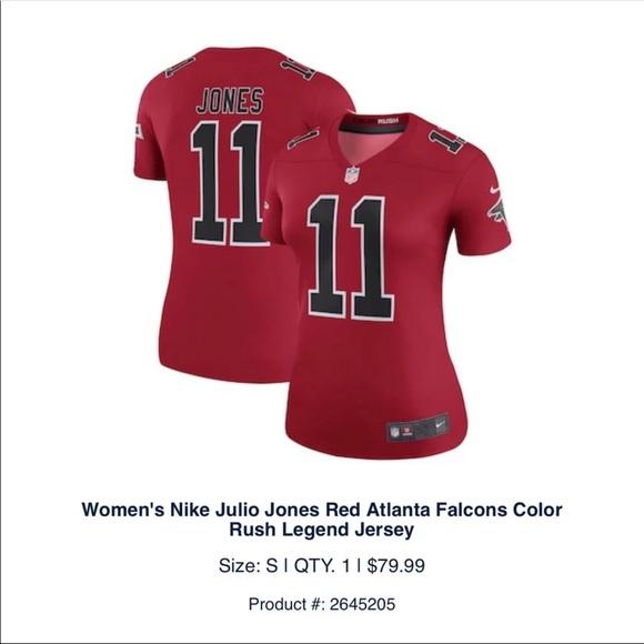 new styles 74718 dbfb3 Nike Julio Jones Color Rush Jersey